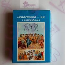 """Таро """"Ленорман 54"""""""