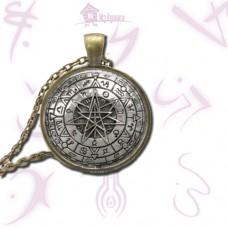 амулет гороскоп, амулет знаки зодиака, зодиак, гороскоп
