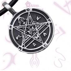 амулет 666, 666, амулет сатаны, сатана
