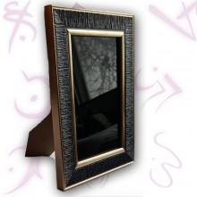 Черное зеркало (в черной оправе)